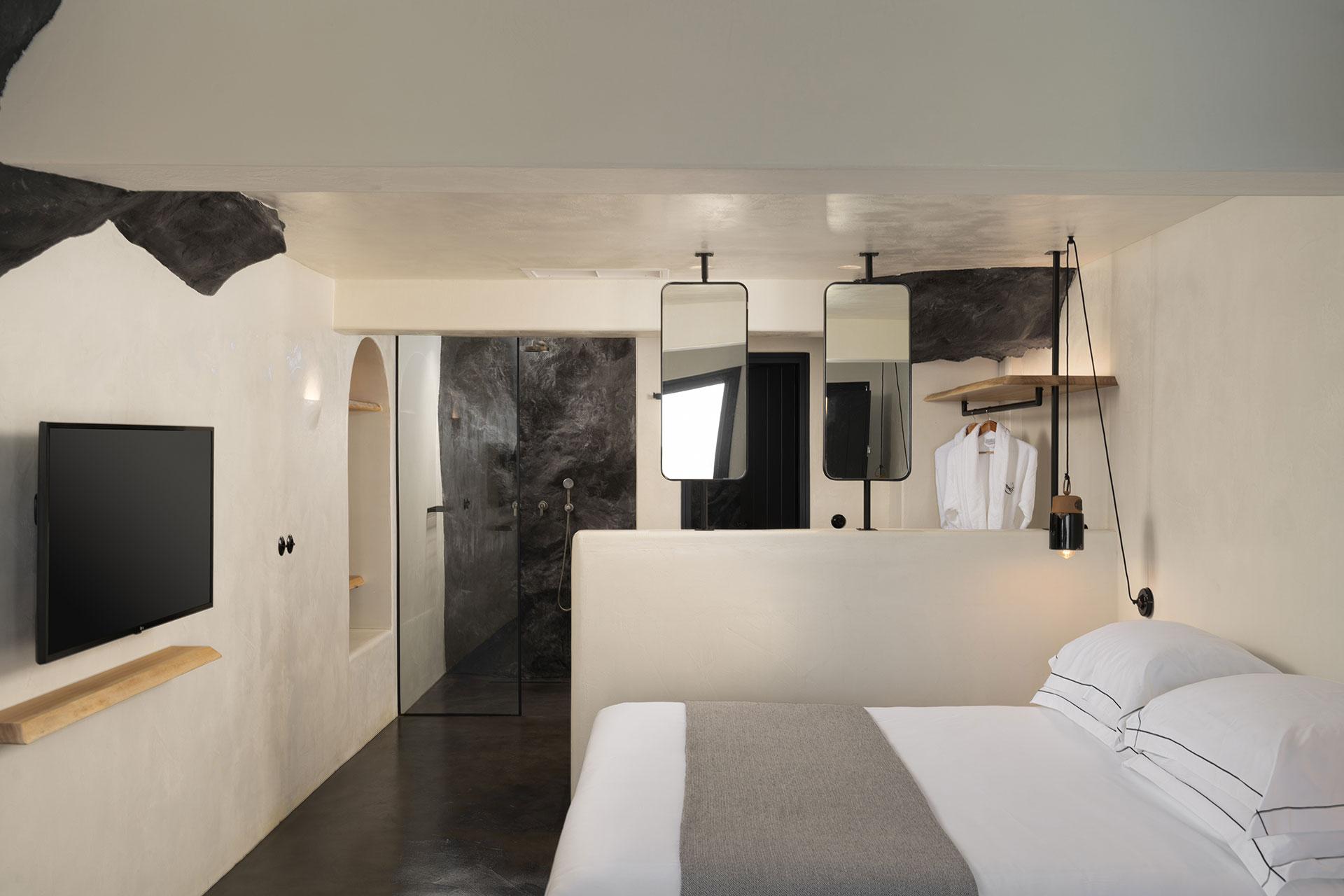 Rocca Superior with Caldera View & Outdoor Hot Tub